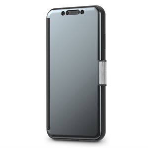 Étui Moshi - Stealthcover iPhone XS Max Gris - Metal
