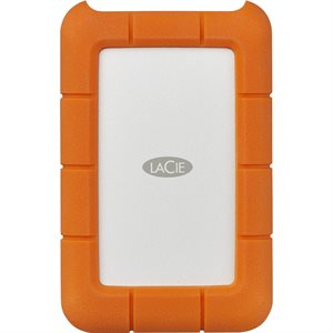 Disque Dur Portable Rugged LaCie - 4To
